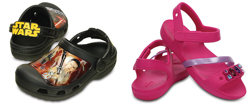 Crocs.com: Get Kids' Crocs as low as $12.49!