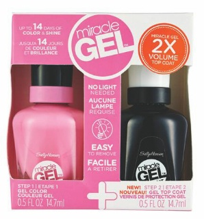 Target: Sally Hansen Miracle Gel Nail Color Duo Pack for $3.49