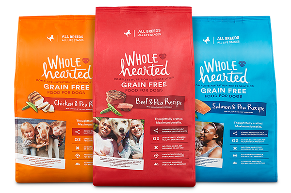 Whole Earth Farms Dog Food Coupon