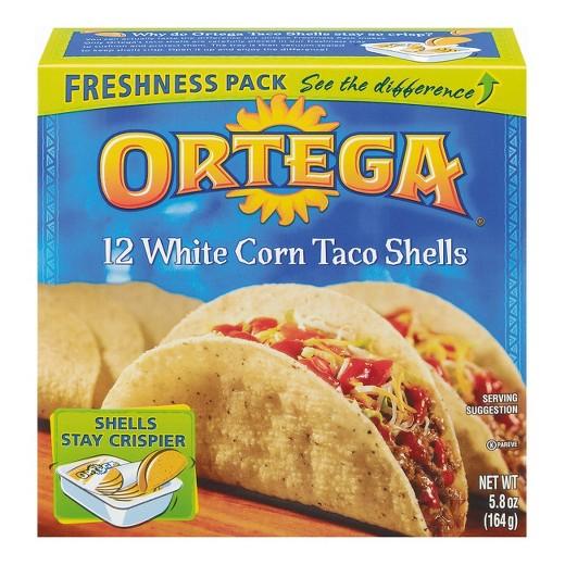 Target: Ortega Taco Shells just $0.65!