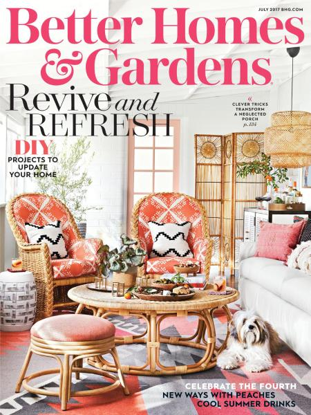 Free Better Homes and Gardens Magazine Subscription Money Saving
