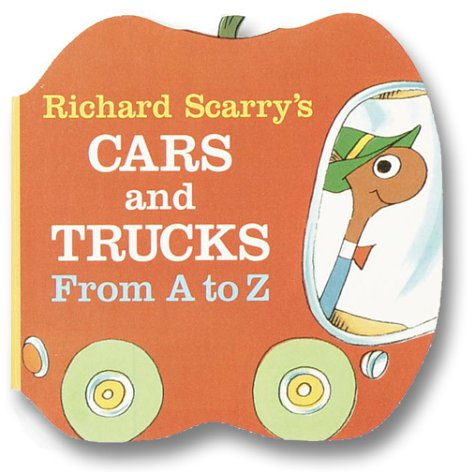 Amazon.com: Richard Scarry's Cars and Trucks from A to Z Board Book just $1.72!