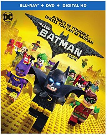 Amazon.com: The Lego Batman Movie Blu-ray + DVD + Digital Copy only $15!