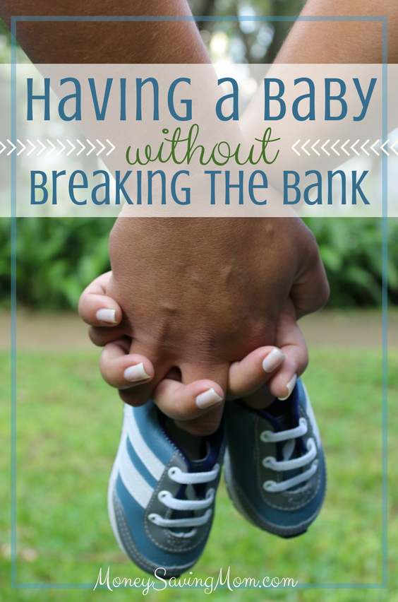 Do you have a baby on the way, but you're worried about your finances? Read this encouraging series on how to have a baby without breaking the budget! TONS of great tips!