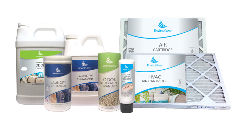 Enter to win a coupon for $50 off EnviroKlenz odor & chemical elimination products {4 winners!}
