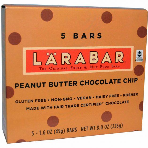 Walmart: Larabar 5-Count Box just $3.43!