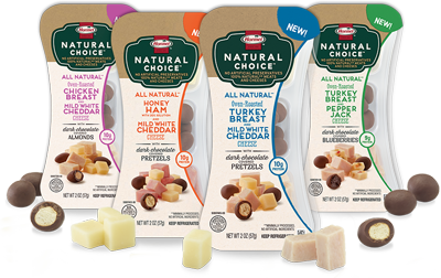 Target: Hormel Natural Choice Snacks only $0.25!