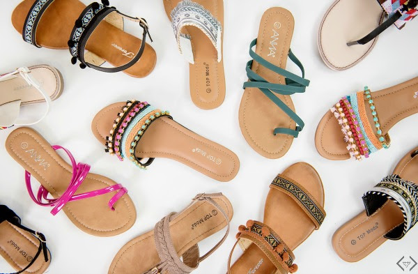 85b566278 Cents of Style  Get two pairs of sandals for just  11 each