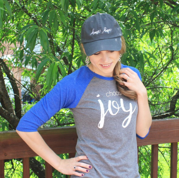 Get our new Choose Raglan Shirts for just $16.95 shipped {it's back!}