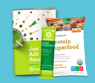 Free Amazing Grass Superfood Sample Pack