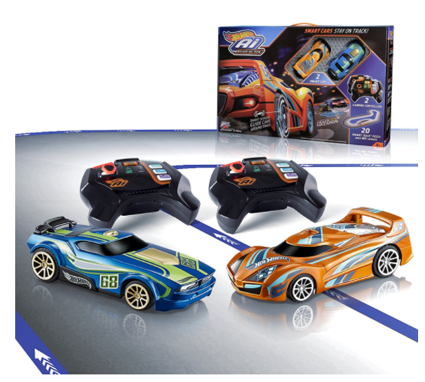 Prime Day Deal: Hot Wheels Ai Intelligent Race System Starter Kit for just $24.72 shipped!