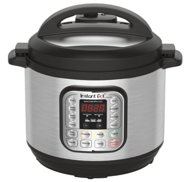 Prime Day Deal: Instant Pot 7-in-1 Multi-Functional Pressure Cooker for just $89.99 shipped!