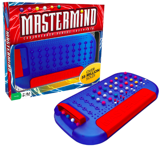 Prime Day Deal: Mastermind Game only $6.97 shipped!