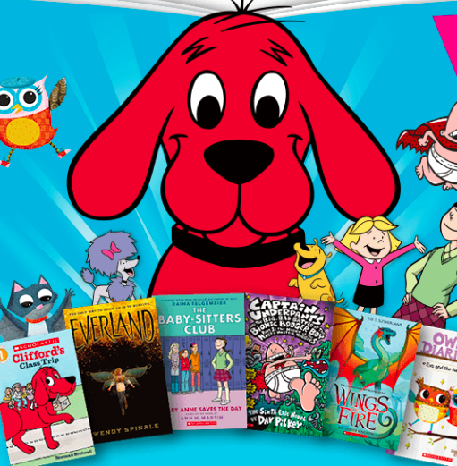 Walmart: Free Scholastic Books when you purchase participating product