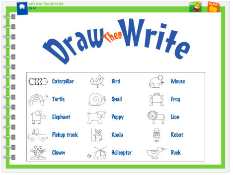 Free Draw Then Write iTunes App Download