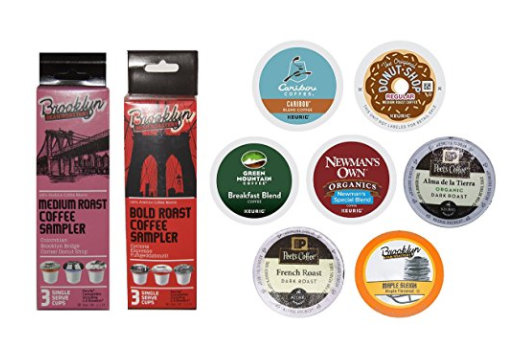 Amazon.com: Free K-Cup Sample Box After Credit {Prime Members}