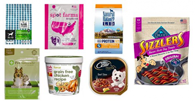 Amazon.com: Free Dog Food and Treats Sample Box After Credit {Prime Members}
