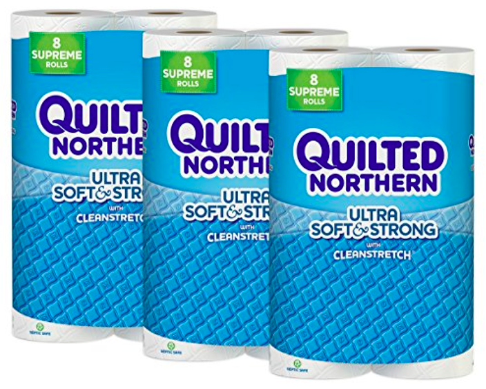 Amazon Com Quilted Northern Ultra Soft Amp Strong Toilet