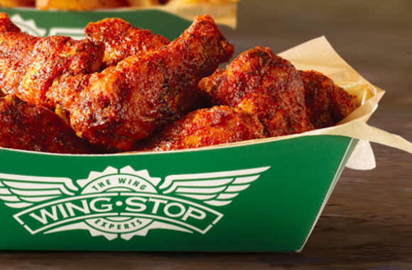 Wingstop: Free Boneless Wings on July 29, 2017