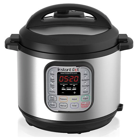 Kohls.com: Instant Pot 7-in-1 6-qt. Programmable Pressure Cooker only $76.49!