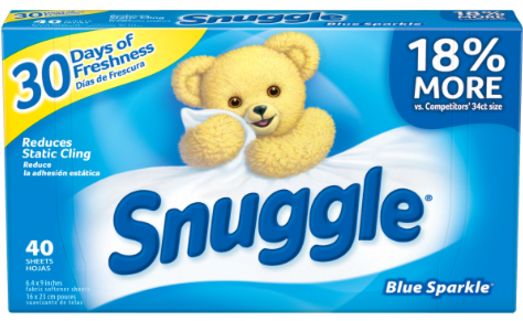 Dollar General: Free Snuggle Dryer Sheets!