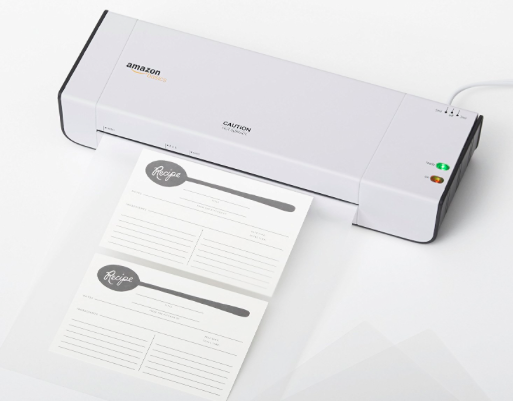 Amazon.com: AmazonBasics Thermal Laminator just $17.88!