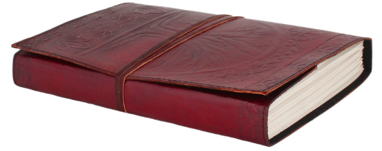 amazon com rustic town leather journals as low as 11 99 money