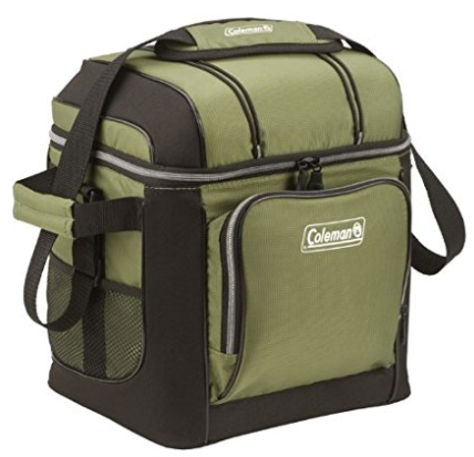 Amazon.com: Coleman 30-Can Soft Cooler with Hard Liner just $15.39!