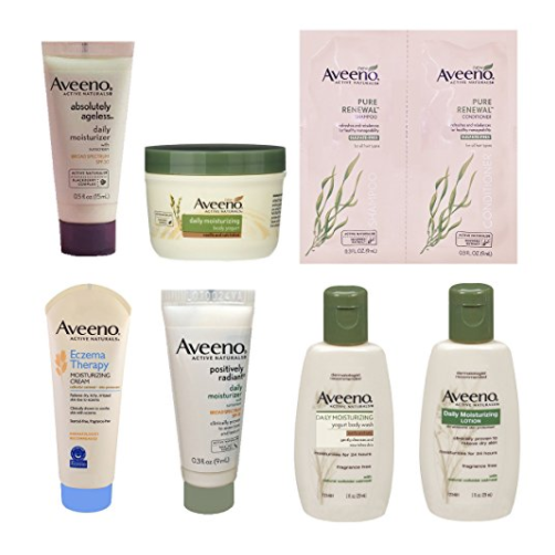 Amazon.com: Free Aveeno Beauty Products Sample Box After Credit {Prime Members}