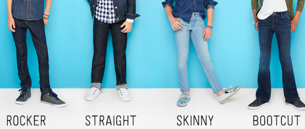 Crazy 8: Get kids' jeans for just $8.50 + Free shipping!