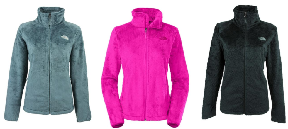 Get a Women's North Face Osito 2 Fleece Jacket for just $44 shipped (reg. $99)!