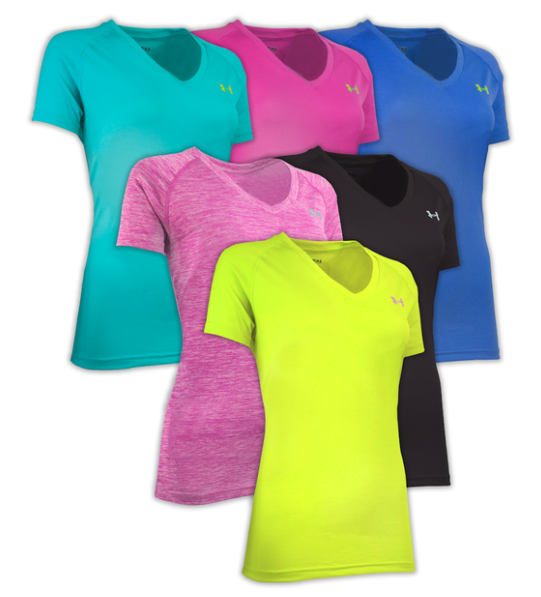 Get Women's Under Armour Fitness Shirts for just $12 each, shipped!