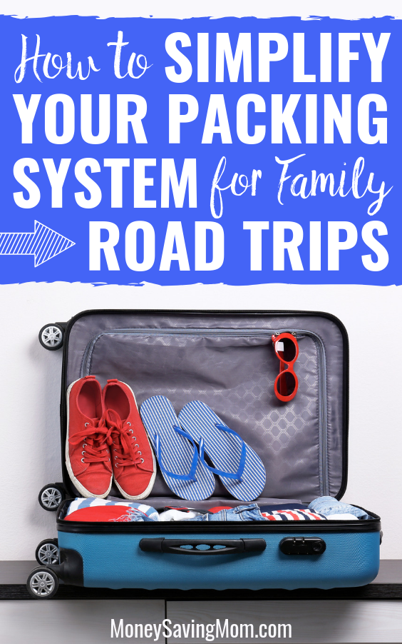 Simplified Packing System