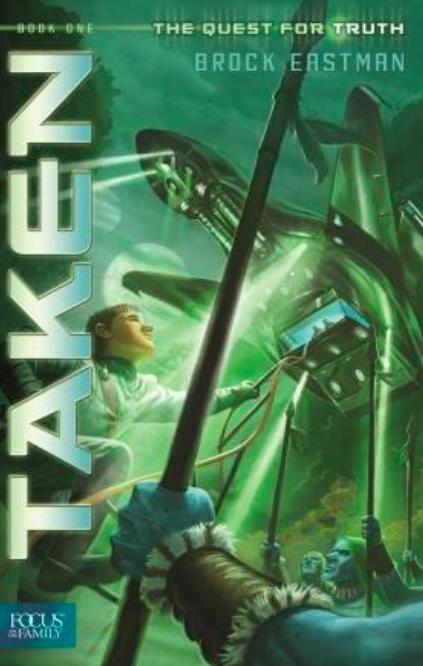 Free download of Taken eBook by Brock Eastman