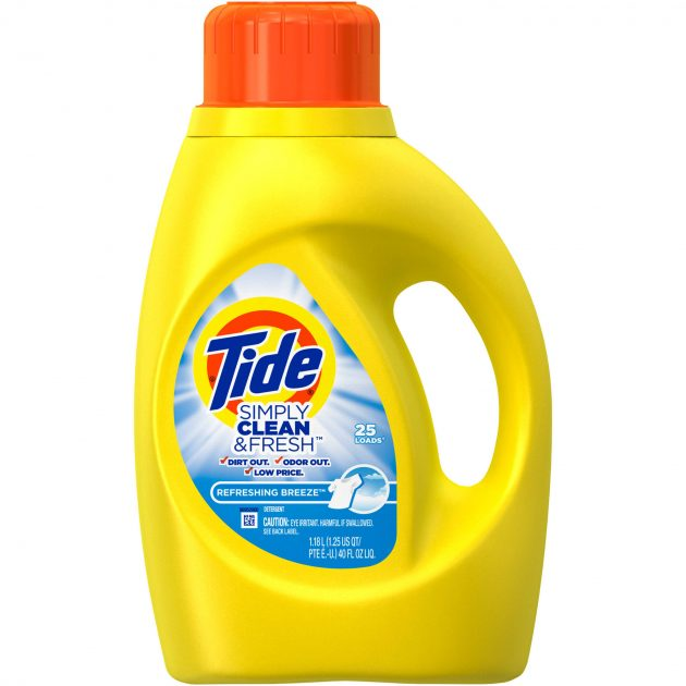 Walgreens: Tide Simply Detergent just $1.99!