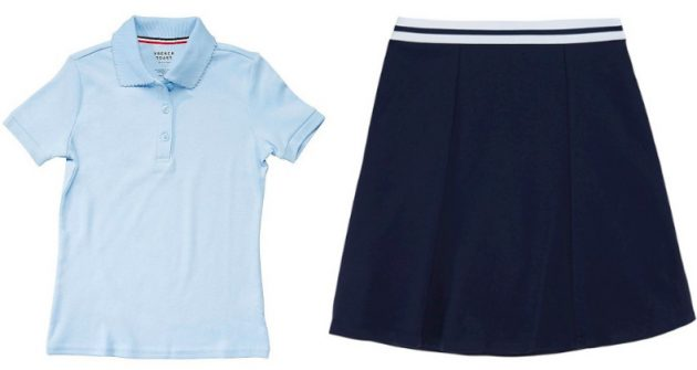 Target.com: 20% off kid's school uniforms