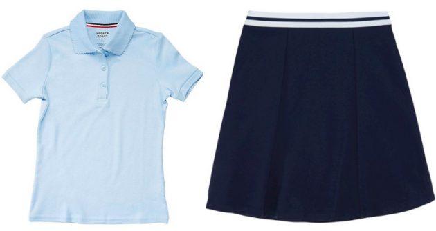 Target.com: 20% off kid's school uniforms