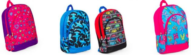 Walmart.com: Kids Backpacks only $2.47!