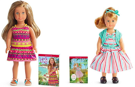 Prime Day Deal: American Girl Mini Doll and Book Sets only $11.08 shipped!