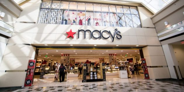 Macy's coupon: $10 off $25 purchase