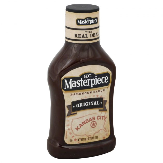 Walmart: KC Masterpiece BBQ Sauce only $0.58!