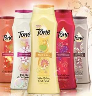 Target: Tone Body Wash only $0.89!