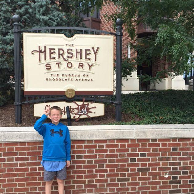 East coast road trip hershey pennsylvania money saving for Fun road trip destinations east coast