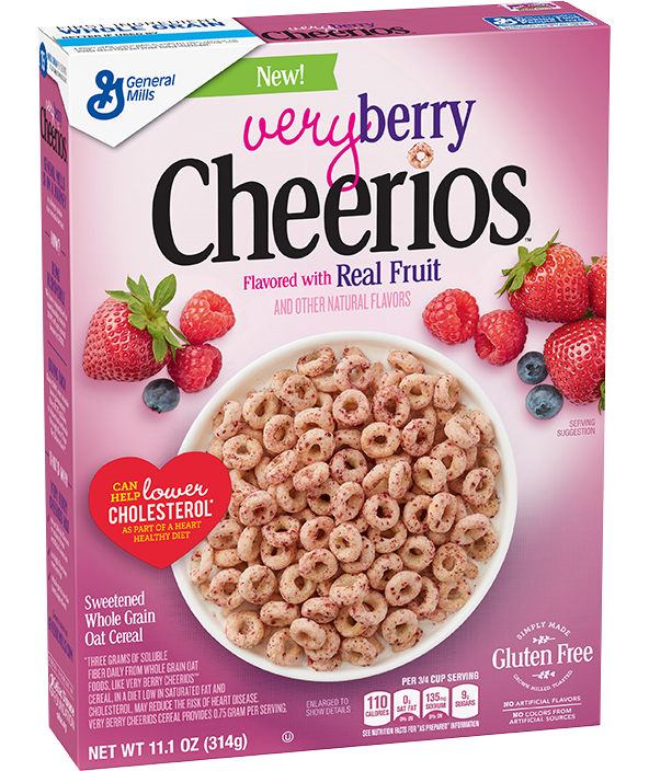 CVS: Very Berry Cheerios just $0.99!