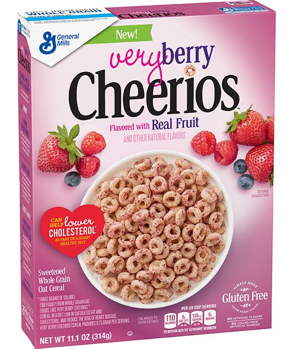 CVS: Very Berry Cheerios just $0.99!