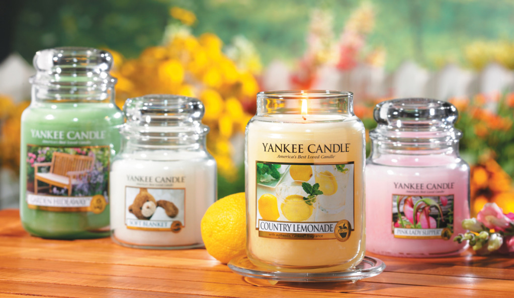 Yankee Candle Summer Scents