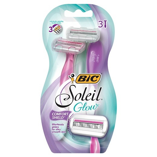 Moneymaker on Bic Razors at Target, Walmart and Walgreens!