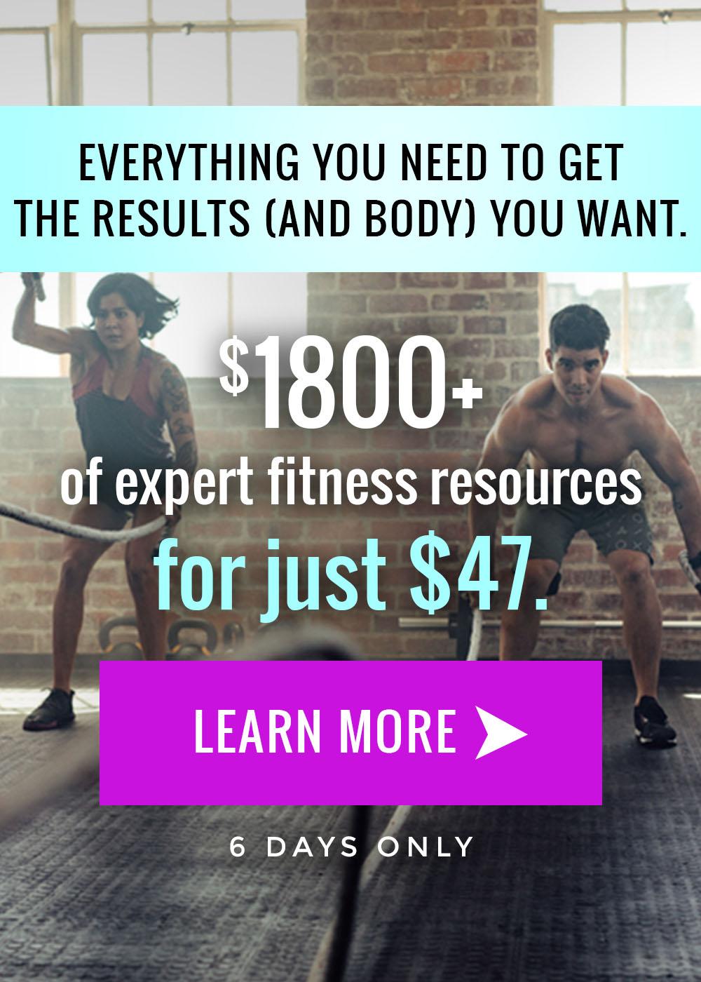 Ist Fitness Singles frei