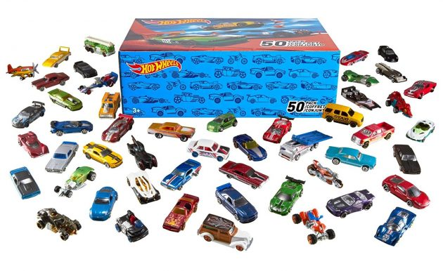 Amazon.com: Hot Wheels Basic Car 50-Pack just $33.14 shipped!