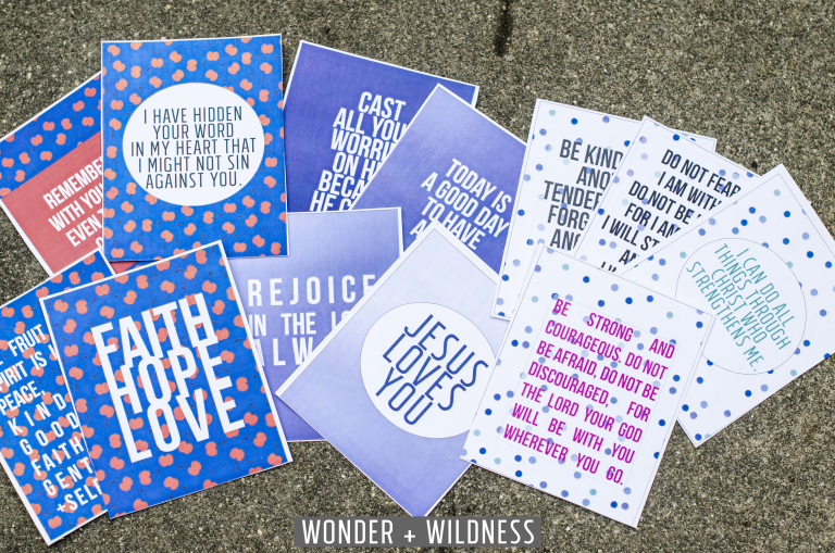 Free Printable Lunchbox Notes for Kids